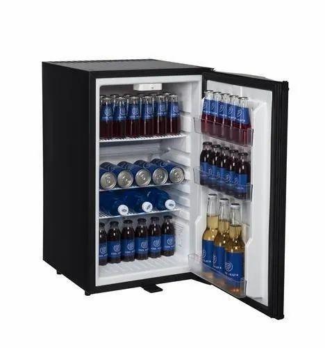 Black White 15 7 X 17 3 X 20 7 Inch Mini Refrigerator Celfrost Mf 50 Lt 4 9 Degrees 90 Watt Rs 6700 Piece Id 11178865291