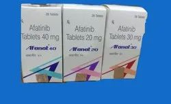 Afanat 40 Mg ( Afatinib 40 Mg . Natco Pharma ) Non - Small Cell Lung Cancer