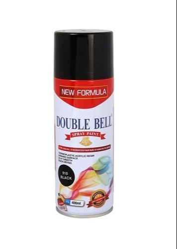 Double Bell Black 910 Spray Paint