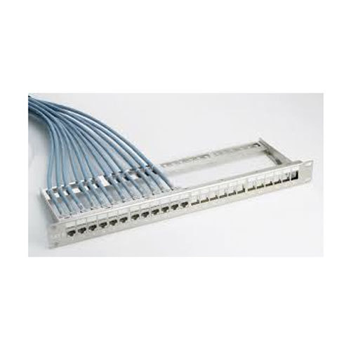 Network Jack Panel at Rs 5000 /piece | Network Patch Panel | ID ...