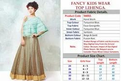 Party Wear Exclusive Kids New Arrival Gown