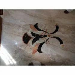 Modern Stylish Marble Flooring Design Service