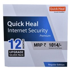 Quick Heal Internet Security Renewal  1Pc 1Year