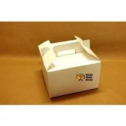 10 Inches Handle Cake Box