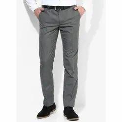 Plain Polyester Viscose Mens Formal Pant