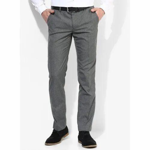 28-38 Inch Plain Polyester Viscose Mens Formal Pant