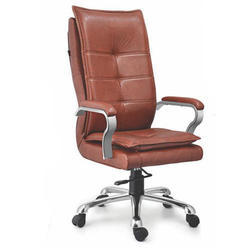High Back Director Leather Chair