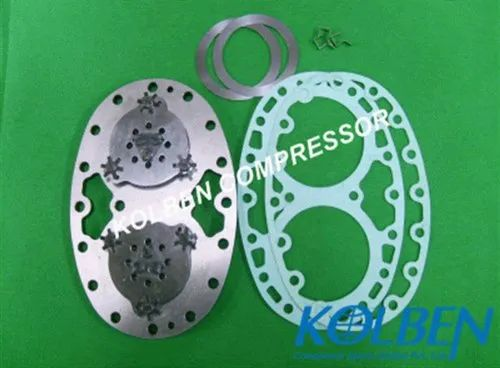 Carrier 5H Valve Plate Assembly