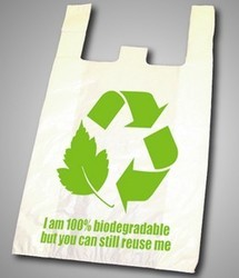 Natural Oxo Biodegradable Carry Bags