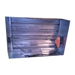 Wall Mounted CBRI Approved Fire Dampers