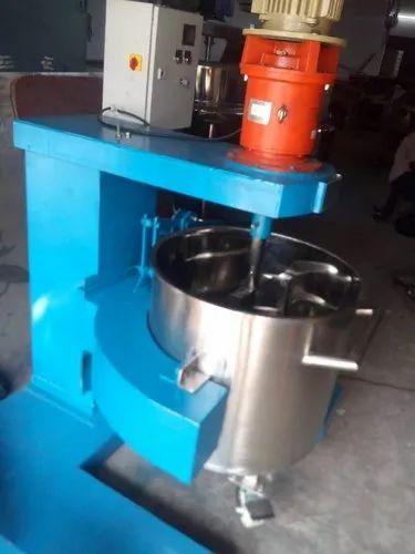 Metal Paste making mixing Machine