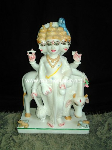 Marble Dutta Bhagwan Statue