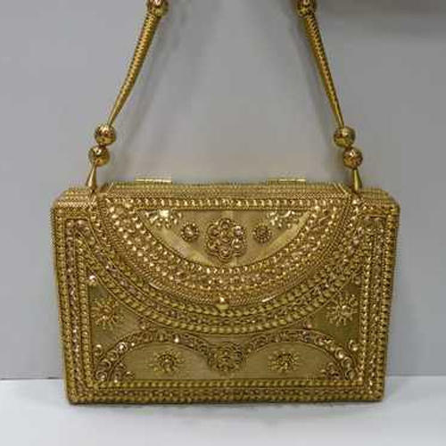 34f274195a82c2 Embroidered Female Designer Ladies Bridal Bags, Rs 1250 /piece | ID ...