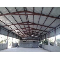 Mild Steel Prefabricated Structure