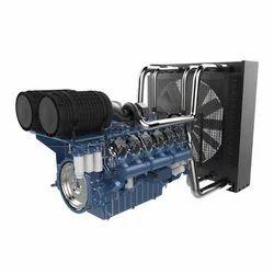 1010 kVA Vaudouin Standby Generator