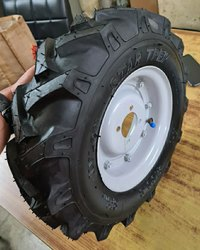 R-1 Power Weeder Tyre, For Agriculture, PLY Rating: 10