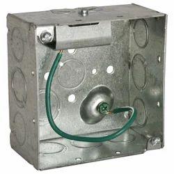 Galvanized Iron Electrical Modular Box