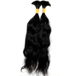 Bulk 100% Natural Body Wavy Hair