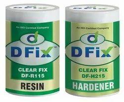 CLEAR FIX EPOXY ADHESIVE