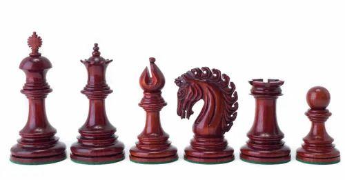 4.5 Luxury Chess Pieces Set