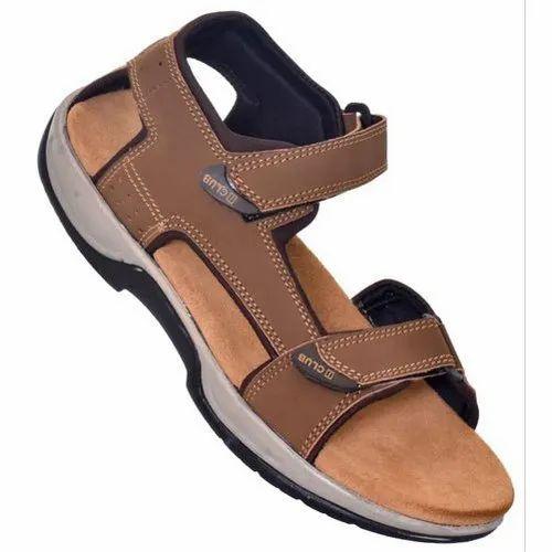 219f59f57 IClub Brown Men  s Sandal
