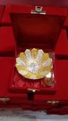 Gold Plated Mehandi Function Gift