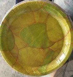 Salpatta Multi Colour  BOPP Jindal 8 Micron - Addaku Leaf Design