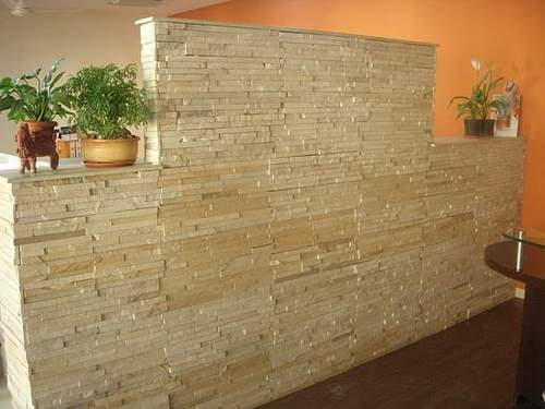 Sandstone Wall Cladding at Rs 450/square feet | Wall Cladding & Panels |  ID: 17684343188