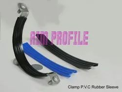 Bus Body Gola Beadind PVC Rubber Profile