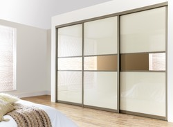 Gloss Magic Sliding Wardrobe
