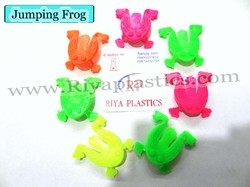 Jumping Frog Promotional Toy