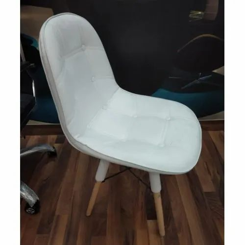White Suhana Furniture Cafeteria Chair, Seating Capacity: 1