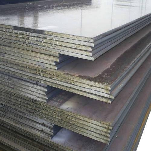 Grey Plain Mild Steel Plates Thickness 5mm 65mm Rs 55 Kilogram Id 17991771997