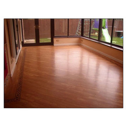 Action Tesa Multi Color Laminated Wooden Flooring Services