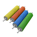 Rubber Rollers For Paper Industry
