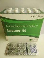 Sertraline 50mg Tabs