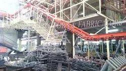 Industrial Overhead Conveyor