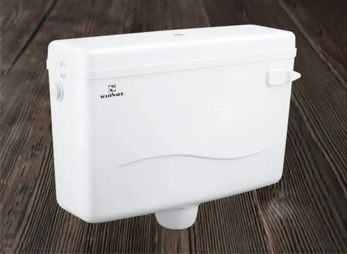 Side Handle Flushing Cistern Fontana (Single Lehar)