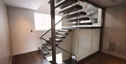 Residential Mild Steel Staircase