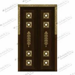 Pooja Room Door for home