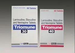Triomune 40 Tablets