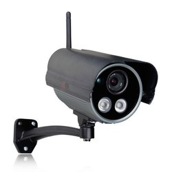 Analog Camera 2 MP Wireless CCTV, for Indoor Use, 10 to 15 m