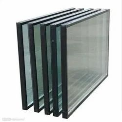 Tempered Insulated Glass, Size: 2x2 Feet