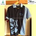 Customized Collar T Shirt