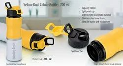 GM 141 Yellow Dual Color Bottle