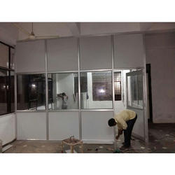 Modern Aluminium Partition