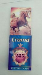 Croma 555 Playing Cards