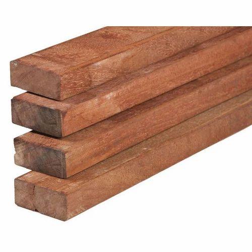 Wandplank 1 Meter.Brown Hard Wooden Plank Length 1 6 Meter Rs 450 Cubic Feet Id