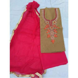 Jaipuri Gotta Patti Top Suits