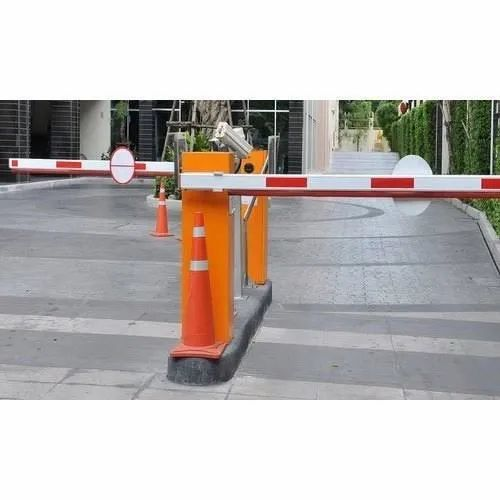 Automatic Boom Highway Toll Barrier